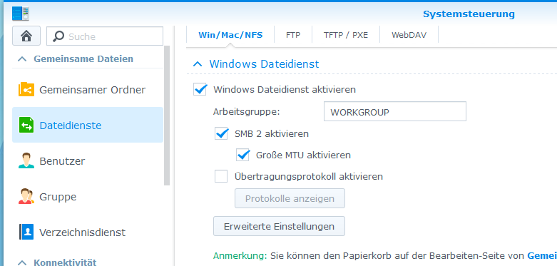 Synology-Dateidienste-3